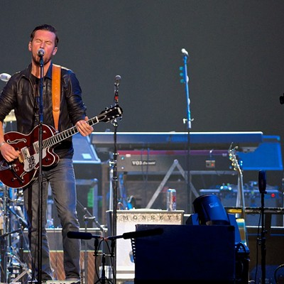 Brothers Osborne, Dwight Yoakam and Eric Church Performing at Quicken Loans Arena