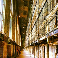 15 Real Northeast Ohio Haunted Places Built in 1886, the Mansfield Reformatory was intended to be a milestone in prison reform. However, it soon gained a reputation for abuse, murder and torture. The prison shut down in 1990, but it is widely regarded as one of the most active haunted places in the United States. The spirits of workers and prisoners reportedly remained trapped, haunting the deteriorating and very intimidating prison. Photo Courtesy of forgottenohio via Instagram