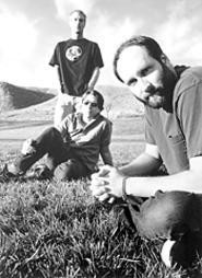 Built to Spill's frontman (right) is Martsching to a different beat.