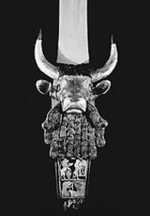 """""""Bull-Headed Lyre"""""""