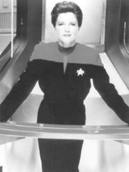 Captain Janeway sets her course for the Renaissance - this weekend.