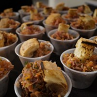 Cars, Cocktails, and Crazy Good Eats: Here's A Recap From Flavor 2013