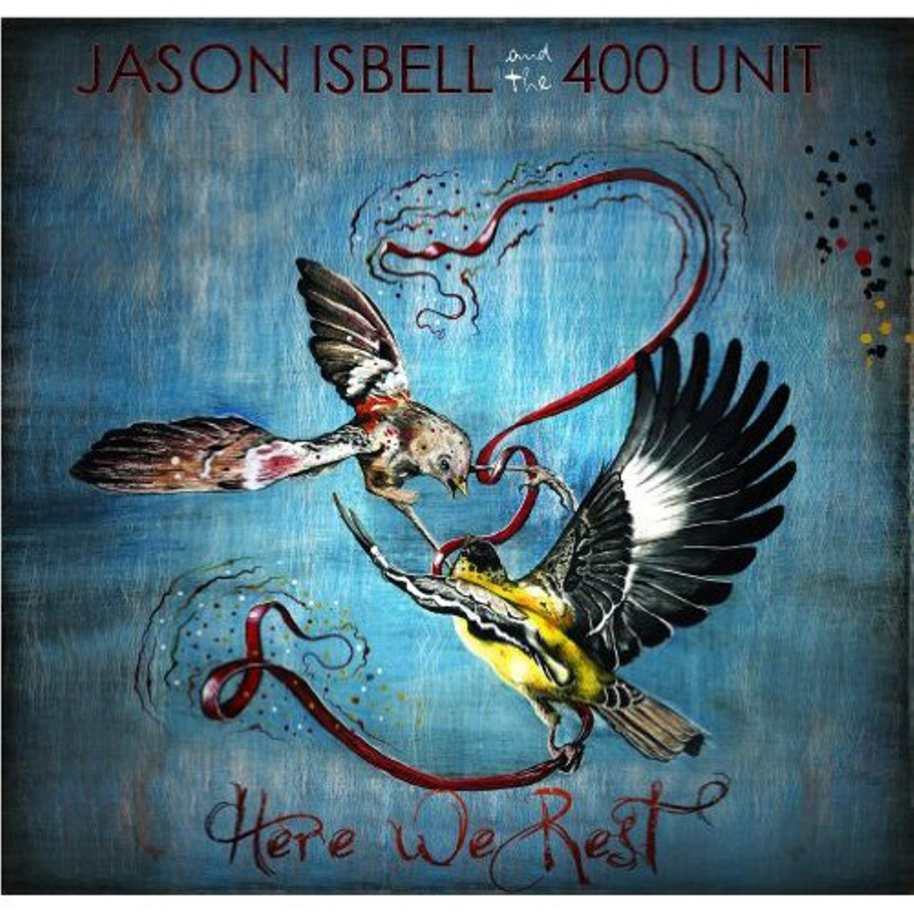 Cd review jason isbell and the 400 unit cd reviews for Decoration day jason isbell
