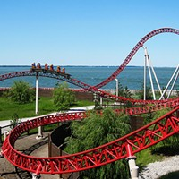 11 Awesome Northeast Ohio Distractions Cedar Point is calling your name... ERIK DROST/FLICKR CREATIVE COMMONS