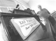 Chairman of the keyboard: The Bill Kap behind Kap - Piano. - WALTER  NOVAK