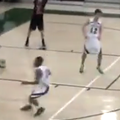 Check out this Insane Dunk from North Olmsted Junior Andy Lucien
