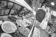 Chef Billy Slaiman and Anna Mavromichalis preside over this jewel box of a store, where you'll want everything you see. - WALTER  NOVAK