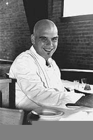 Chef's special: Michael Symon, the mastermind of Lola. - WALTER  NOVAK