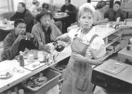 Chris Rock, Morgan Freeman, and Renée Zellweger converge over more than coffee in Nurse Betty.
