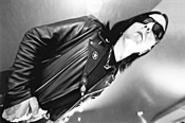 C.J. Gunn, former joint-roller for Dee Dee Ramone. - WALTER  NOVAK