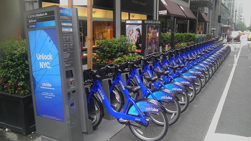 Cleveland may pursue a network similar to New Yorks Citibike.