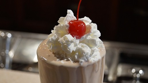 TRY A CHOCOLATE MALT AT SWEET MOSES