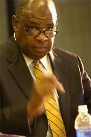Cleveland schools CEO Eugene Sanders