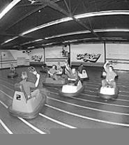Cleveland was once the second-best WhirlyBall team - in America -- until those bastards from Flint got better. - WALTER  NOVAK