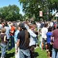 Cleveland Scene's Inaugural Ale Festival (photo credit: Johnny Angell)