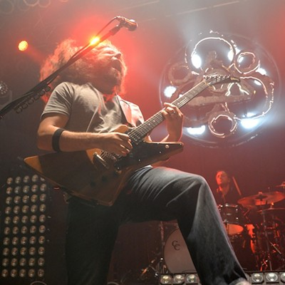 Coheed and Cambria Performing at House of Blues
