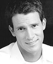 Comedian Daniel Tosh would rather be surfing, but - this week he'll be at the Improv instead.
