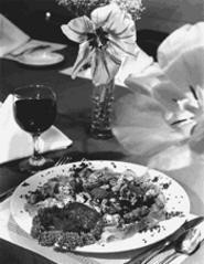 Comfort on a plate, at the Reserve Inn. - WALTER  NOVAK