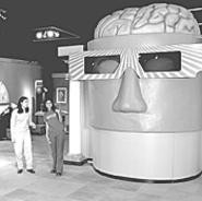 Comin at ya! Adventures in 3-D hits Great - Lakes Science Center.