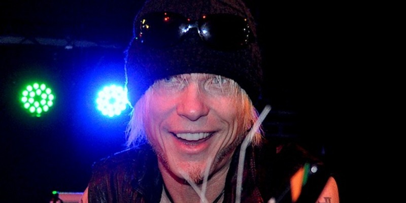 Concert Slideshow: Michael Schenker at Peabody's