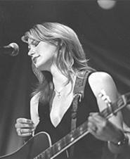 Country chanteuse Allison Moorer plays Wilberts - Friday.