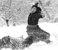 Dagger dudes duke it out in Zhang Yimou's fabulous - new flick.