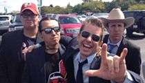 Daily Show Orchestrates Confrontation Between Washington Football Fans and Native Americans