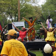 African-American Cultural Garden Breaks Ground. Finally.