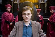 Daniel Radcliffe picks up Harry's wand -- and his teenage crises -- to give us movie magic.