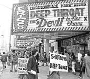 Deep Throat got a rise out of Americans like no - other movie before it.