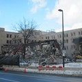 Demolition of Former Cuyahoga County Headquarters Begins