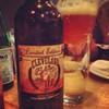 #DeProef #belgian #rye #ipa Brewed in #Belgium for Cleveland. First beer of #clevelandbeerweek #cbw #cleveland #craftbeer #craftlife #craftnotcrap #lastnight #bestpizzaincleveland #vero