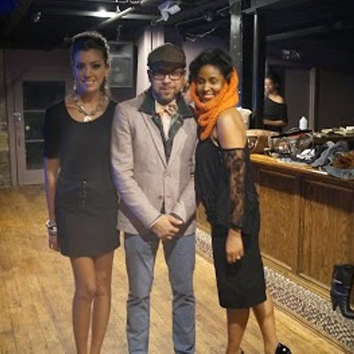 Cleveland's Got Style: Great Lakes Fashion Week Kicks Off With Accessory Show
