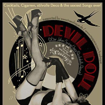 Devil Doll Posters