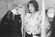 Dislike mother like daughter: Natalie Portman and Susan Sarandon.