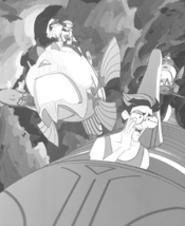 Disnola in motion: Mignola casts his shadow over - Atlantis.
