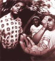Do you remember when De La Soul was 3 Foot High and Rising?