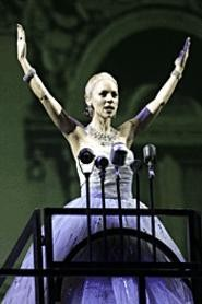 Don't cry for Evita (Sarah Litzsinger): She did it her way.