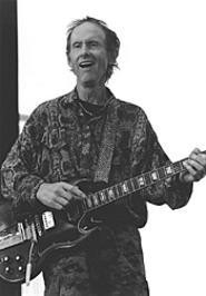 Doors guitarist Robbie Krieger was all smiles last - Saturday at Scene Pavilion. - WALTER  NOVAK