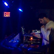 Drake was Spotted DJing at Rumor Last Night