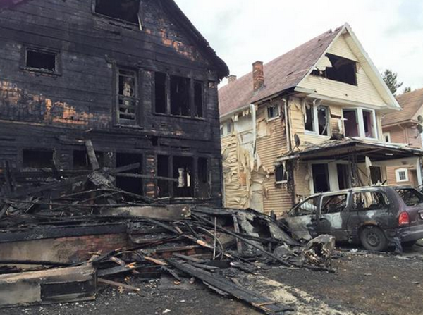 East Cleveland's One Operable Fire Truck Fixed in Time for ...