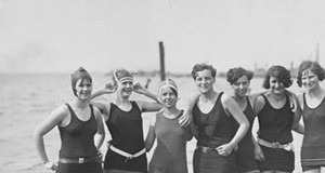 21 Vintage Shots of Northeast Ohio Beaches