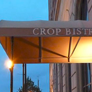 Elementary: Crop Bistro and Bar Has Everything You Drink Down to a Science, Even the Water