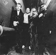 Elo, kiddies: Tom Petersson, Bun E. Carlos, Robin Zander, and Rick Nielsen (from left) of Cheap Trick.