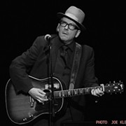 Elvis Costello Digs Deep into his Catalog for Palace Theatre Concert