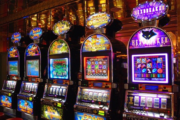 Slot machines in los angeles casinos