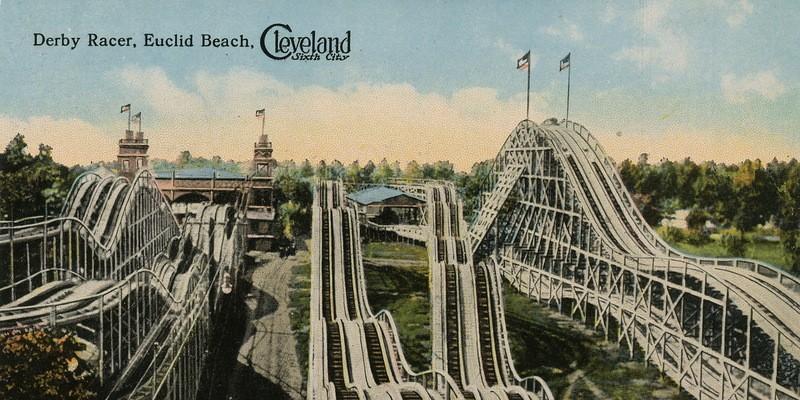 "Euclid Beach Park Euclid Beach Park was Northeast Ohio's original ""Roller Coast."""