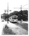Euclid Heights Boulevard near Derbyshire Road, circa 1948