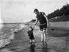 Eudlic Beach, 1960s.