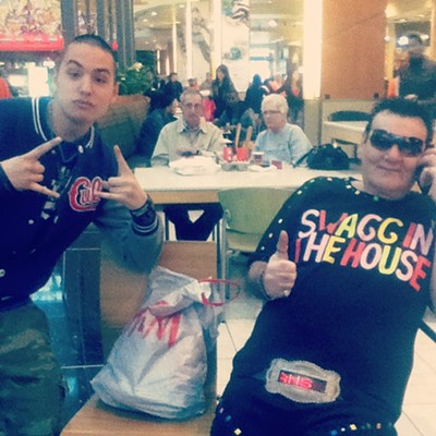 16 Swagalicious Shirts of Mall Guy